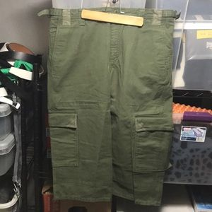 Marc Jacobs 3/4 length cargo pants